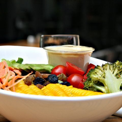 New Veggie Salad