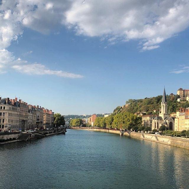 1537520574 #Lyon #travel #france #river