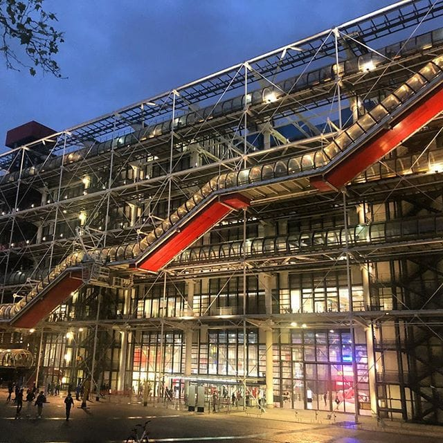 1539285048 #pompidou #paris #travel