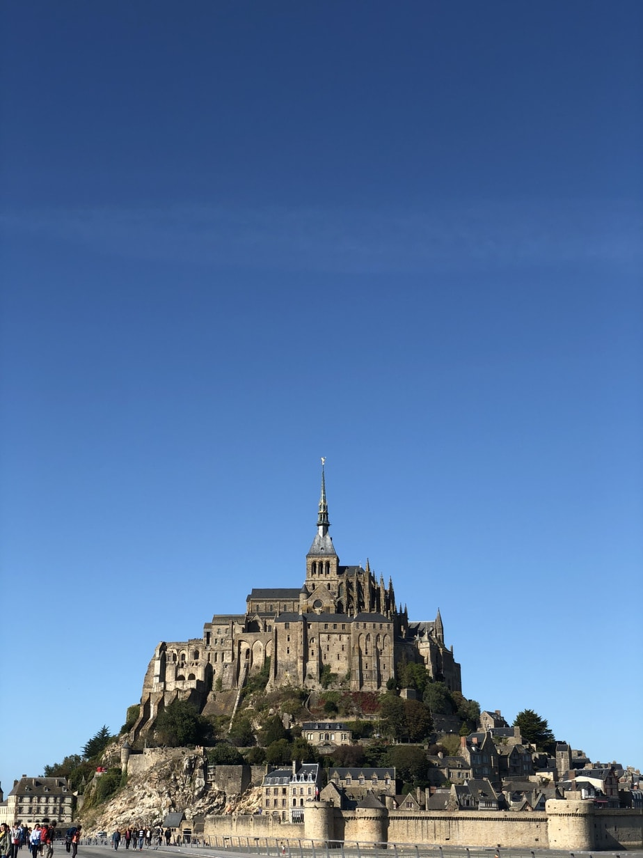 Mont Saint Michel | France | Adrien Becuwe