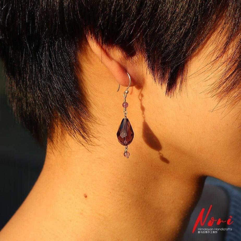 earings-photoshoot-handmade-nori-chengdu #earings #photoshoot #handmade #nori #chengdu