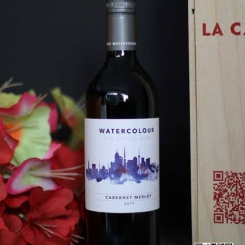 La Cave – Wine – Chengdu – Watercolor Cabarnet Merlot