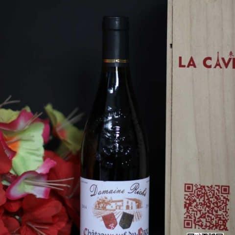 La Cave – Wine – Chengdu – Châteauneuf du Pape