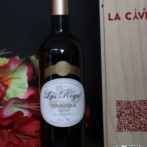 La Cave – Wine – Chengdu – Lys Royal