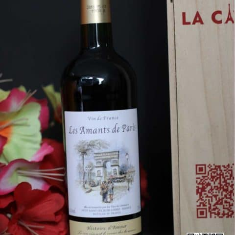 La Cave – Wine – Chengdu – Les amants de paris