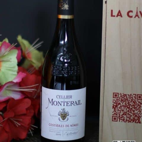 La Cave – Wine – Chengdu – Celier Montreal - Costières de Nimes