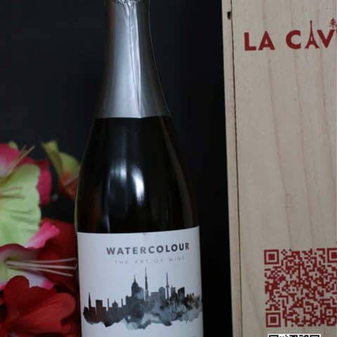 La Cave – Wine – Chengdu – Watercolor Sparkling
