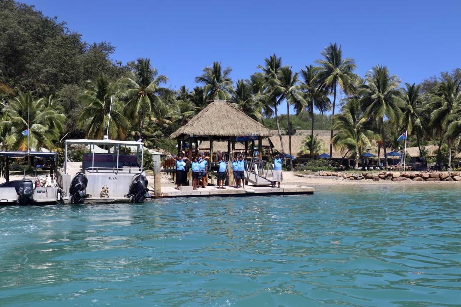 Tropica Island Resort | Malolo | Fiji | AdrienBecuwe