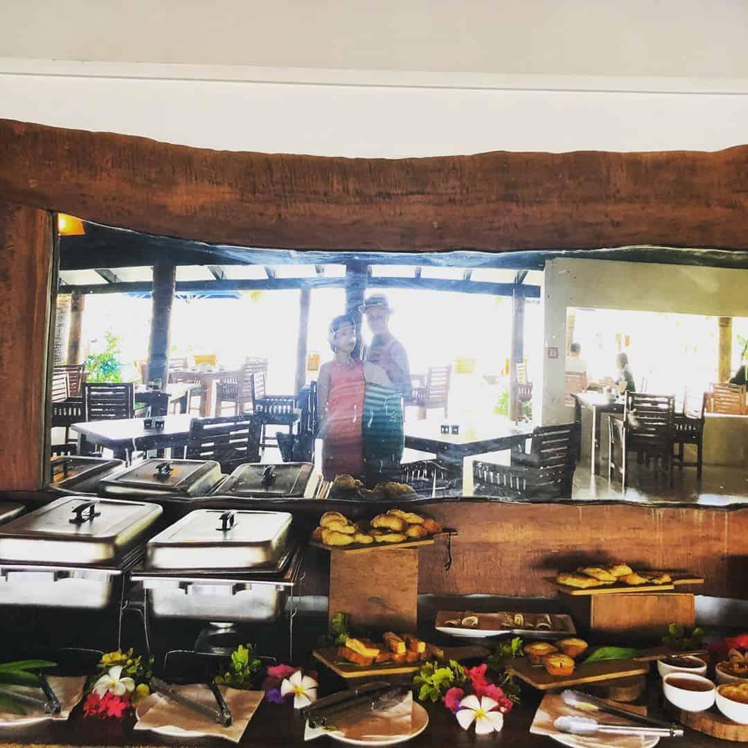 breakfast-dontwanttogoback-fiji-tropicaislandresort #breakfast #dontwanttogoback #fiji #tropicaislandresort