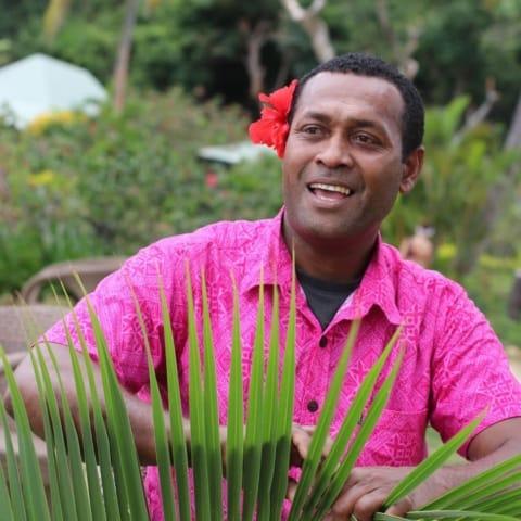 weaving-demo-at-tropicaislandresort-coconut-2-480x480 #weaving #demo at @tropicaislandresort #coconut #leave #fiji #culture #handmade #tropicaislandresort