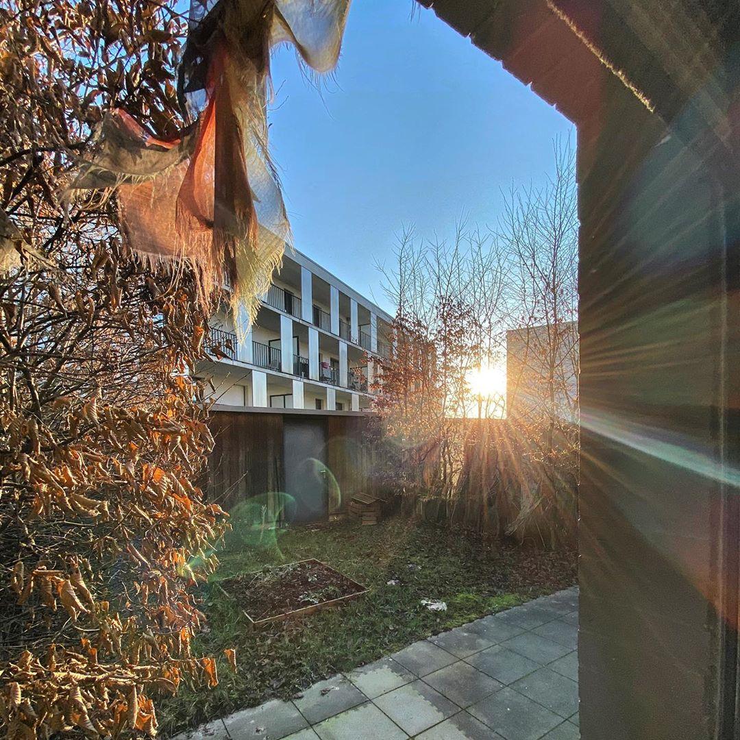 new-home-lille-garden New home #Lille #garden