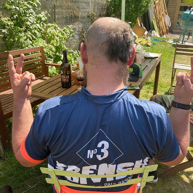bike-ride-friends-dog-bbq-5 #bike #ride #friends #dog #bbq #camembert #beer #haircut
